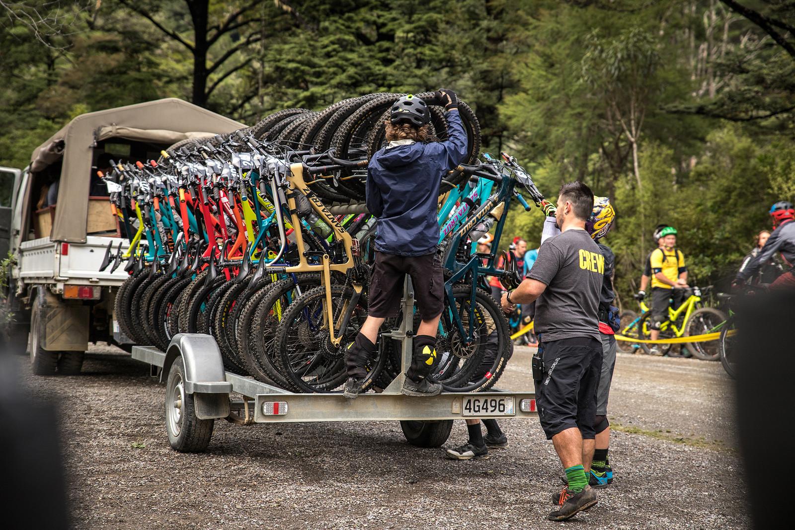 Nelson MTB Club Shuttle - 2018 Dodzy Memorial Gallery & Race Report - Mountain Biking Pictures - Vital MTB