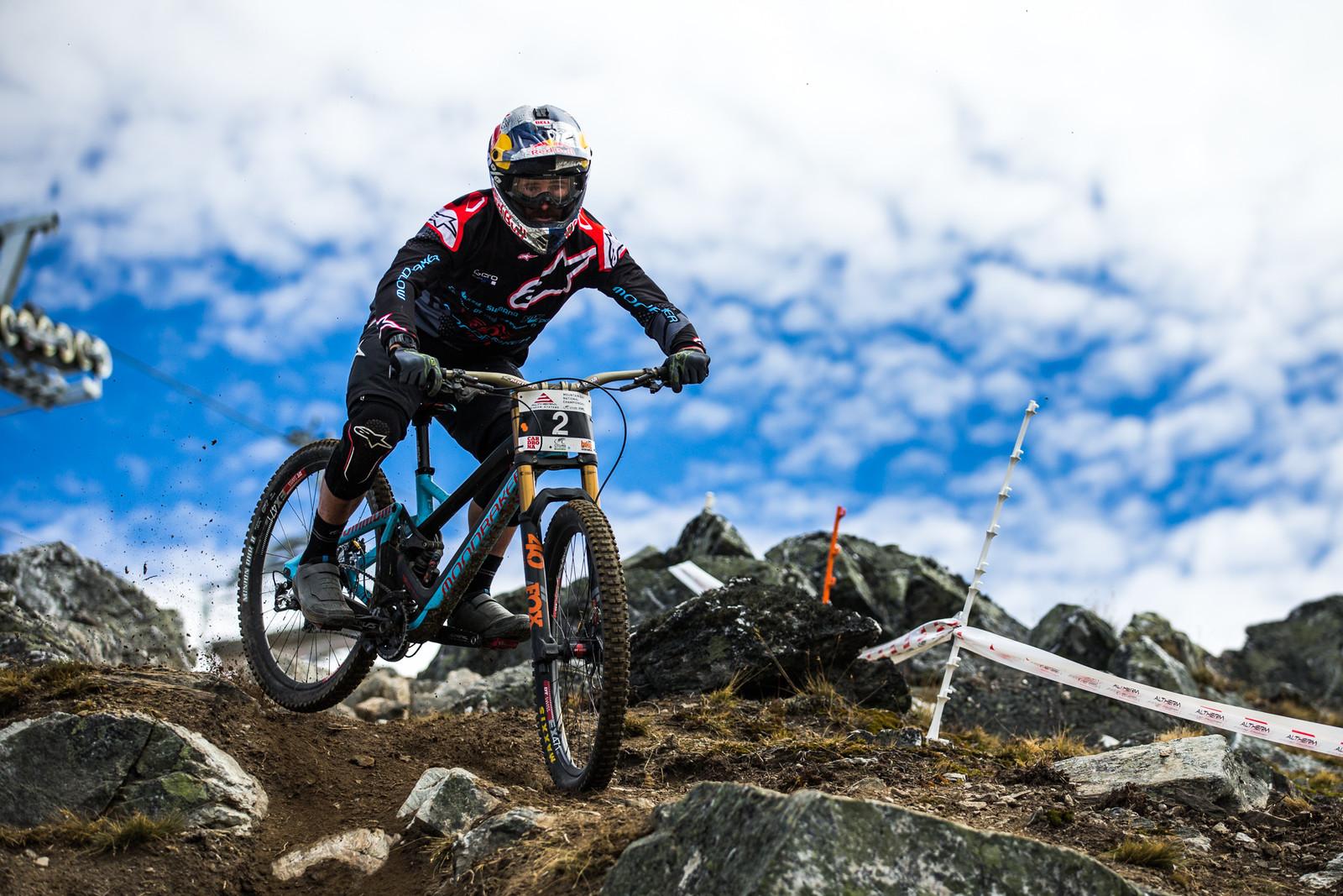 Brook MacDonald - Blenki, Brook & More - 2018 NZ National Champs Day 1 - Mountain Biking Pictures - Vital MTB