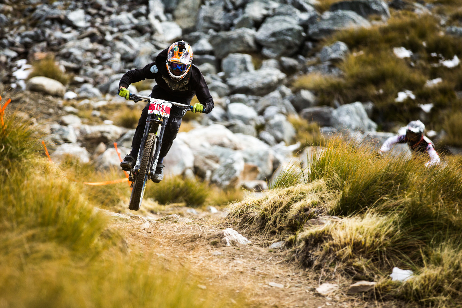 Alex Barke - Blenki, Brook & More - 2018 NZ National Champs Day 1 - Mountain Biking Pictures - Vital MTB