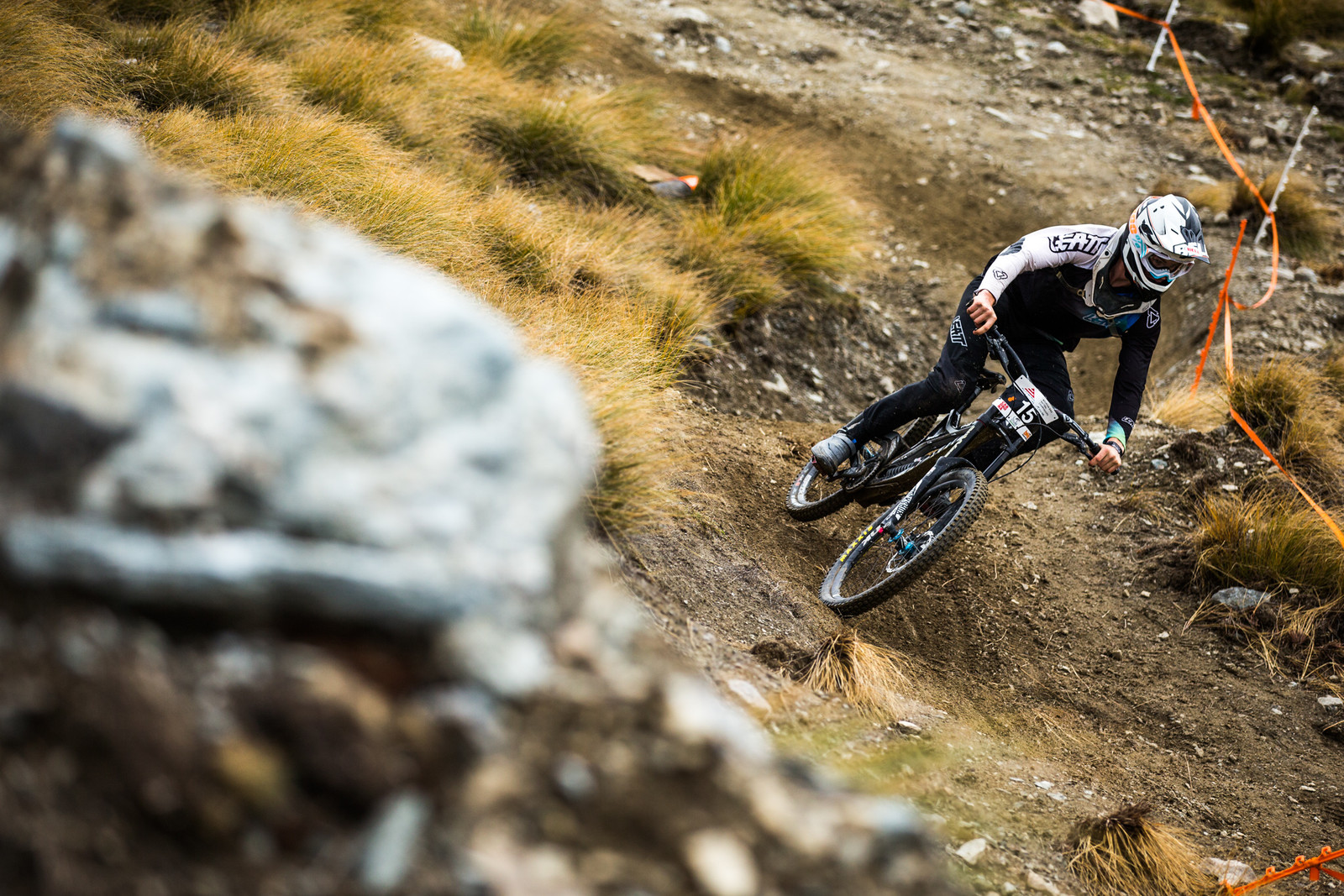 Simon Read - Blenki, Brook & More - 2018 NZ National Champs Day 1 - Mountain Biking Pictures - Vital MTB
