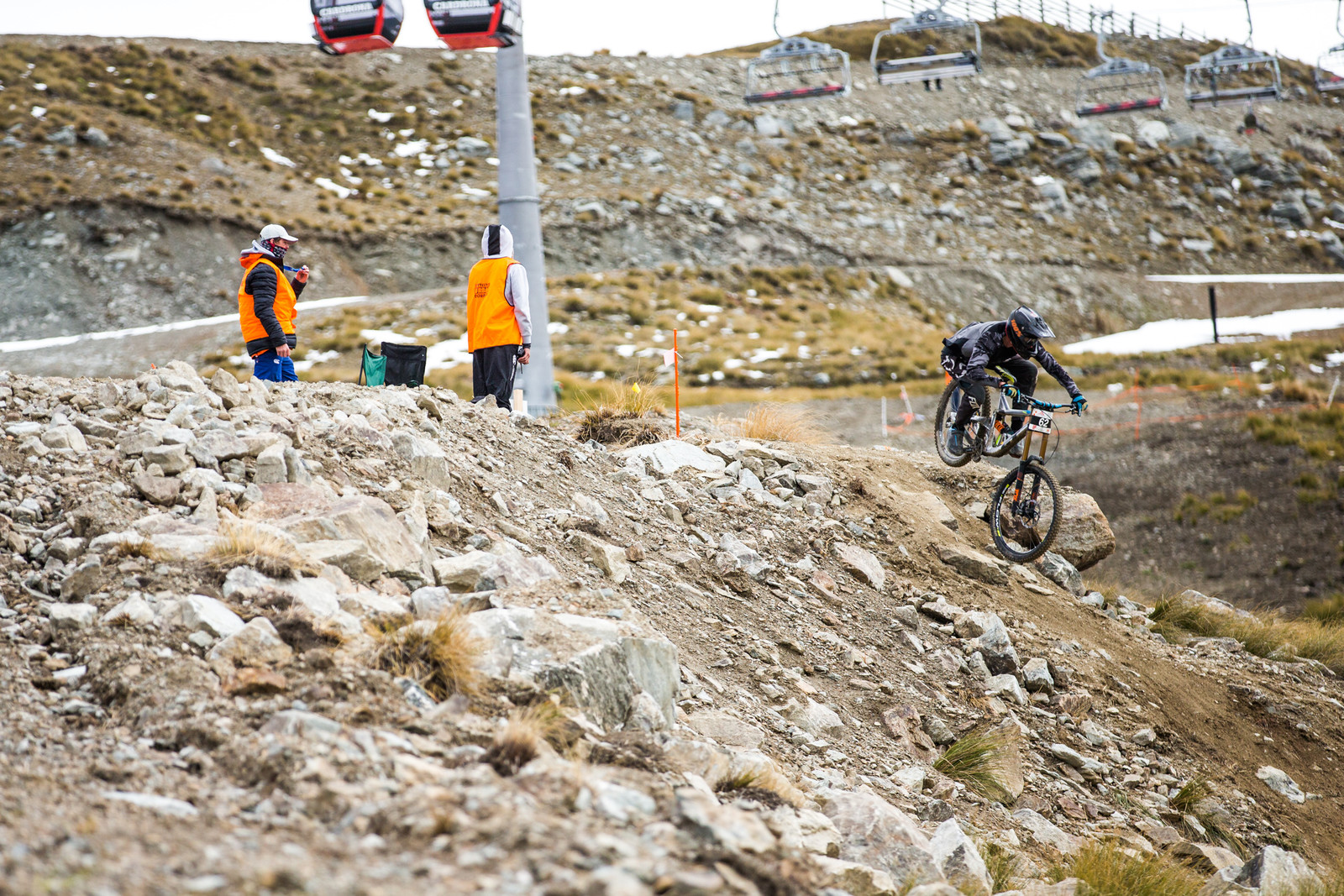 Jonty Vink - Blenki, Brook & More - 2018 NZ National Champs Day 1 - Mountain Biking Pictures - Vital MTB