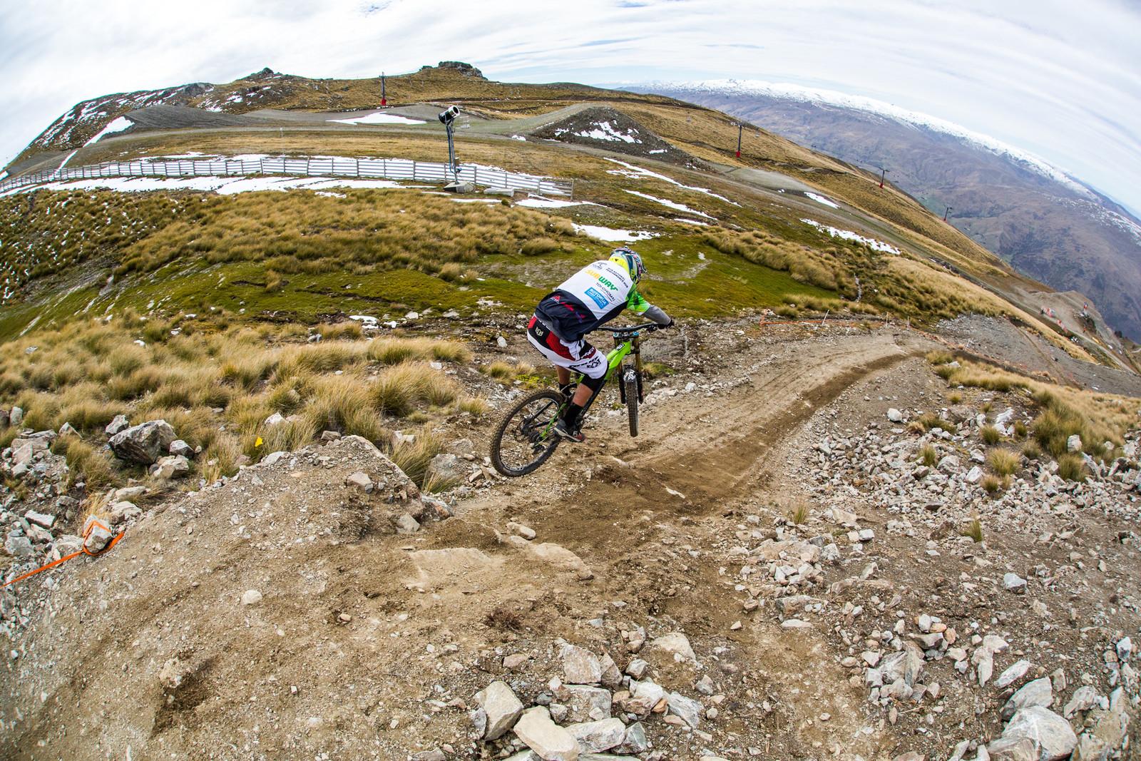 Charlie Makea - Blenki, Brook & More - 2018 NZ National Champs Day 1 - Mountain Biking Pictures - Vital MTB