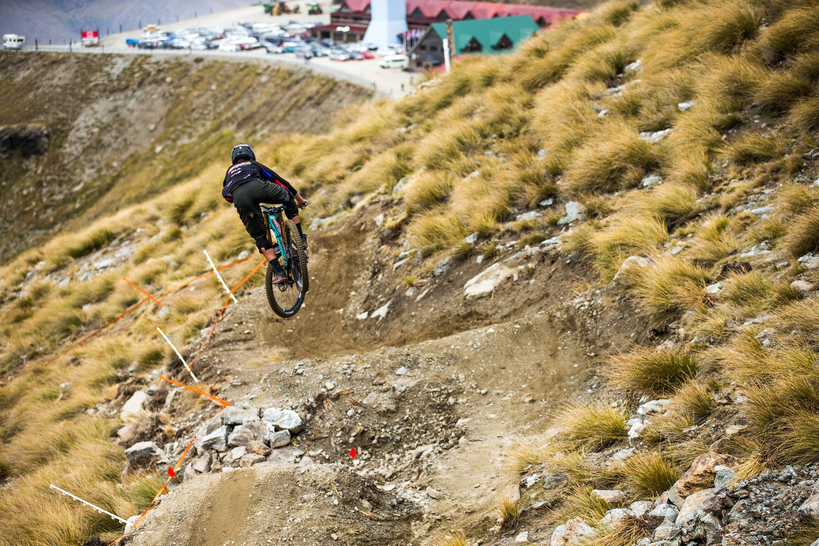 Gareth Burgess - Blenki, Brook & More - 2018 NZ National Champs Day 1 - Mountain Biking Pictures - Vital MTB