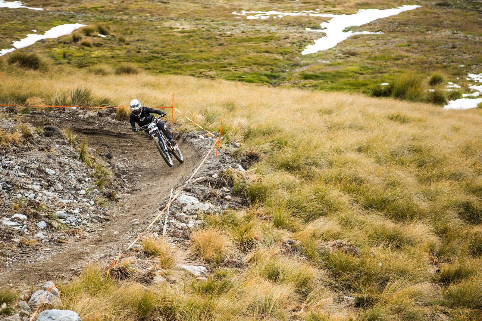Tanguy Boucherot - Blenki, Brook & More - 2018 NZ National Champs Day 1 - Mountain Biking Pictures - Vital MTB