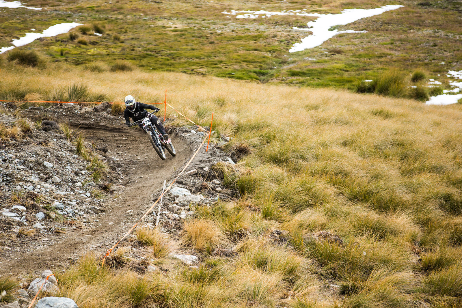 Tanguy Boucherot - Blenki, Brook & More - 2018 NZ National Champs Day 1 - Mountain Biking Pictures - Vital MTB