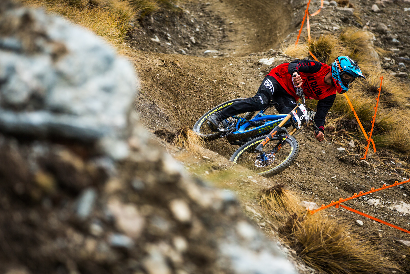 Eddie Masters - Blenki, Brook & More - 2018 NZ National Champs Day 1 - Mountain Biking Pictures - Vital MTB