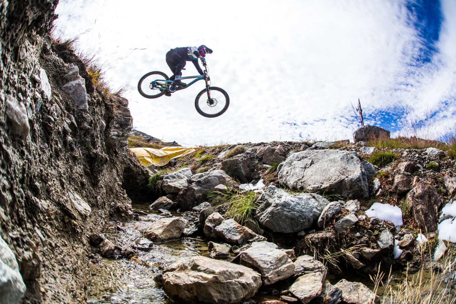 Julien Steiner - Blenki, Brook & More - 2018 NZ National Champs Day 1 - Mountain Biking Pictures - Vital MTB