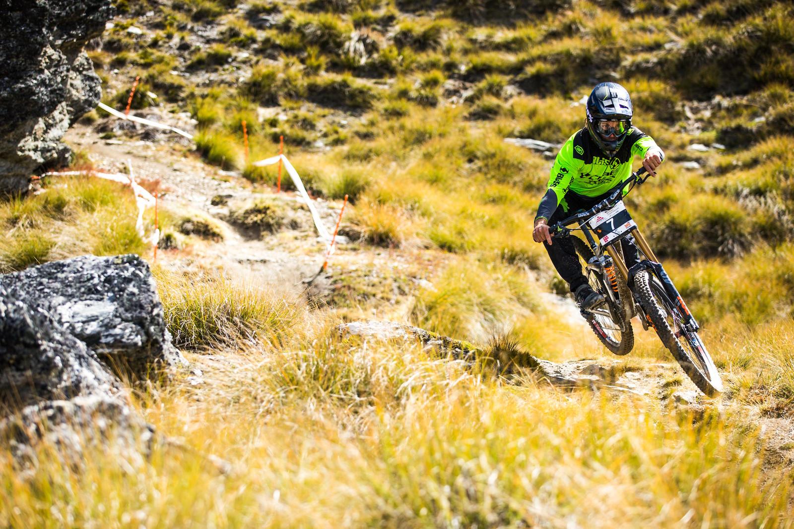Matt Walker - Blenki, Brook & More - 2018 NZ National Champs Day 1 - Mountain Biking Pictures - Vital MTB