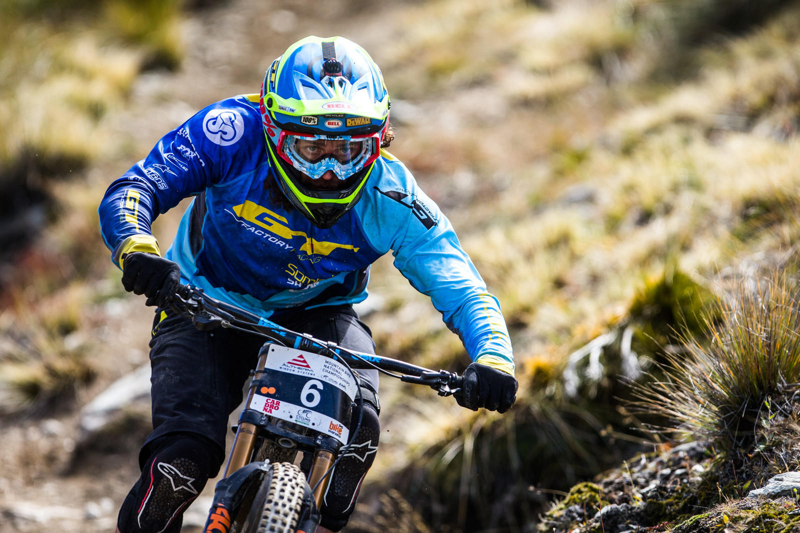 Wyn Masters - Blenki, Brook & More - 2018 NZ National Champs Day 1 - Mountain Biking Pictures - Vital MTB
