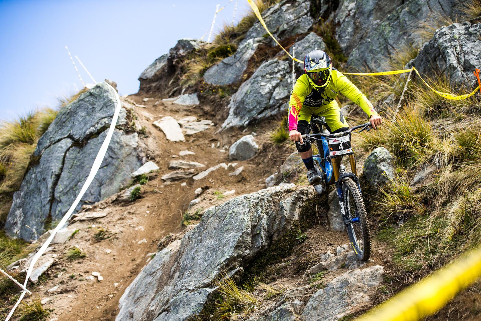 Rupert Chapman - Blenki, Brook & More - 2018 NZ National Champs Day 1 - Mountain Biking Pictures - Vital MTB