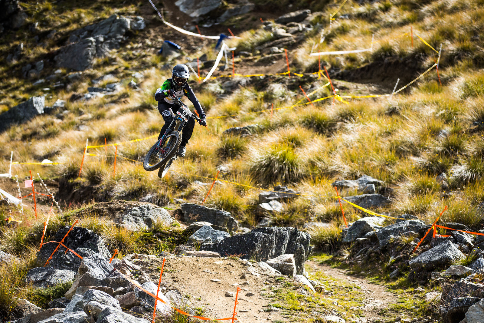 Sam Gale - Blenki, Brook & More - 2018 NZ National Champs Day 1 - Mountain Biking Pictures - Vital MTB