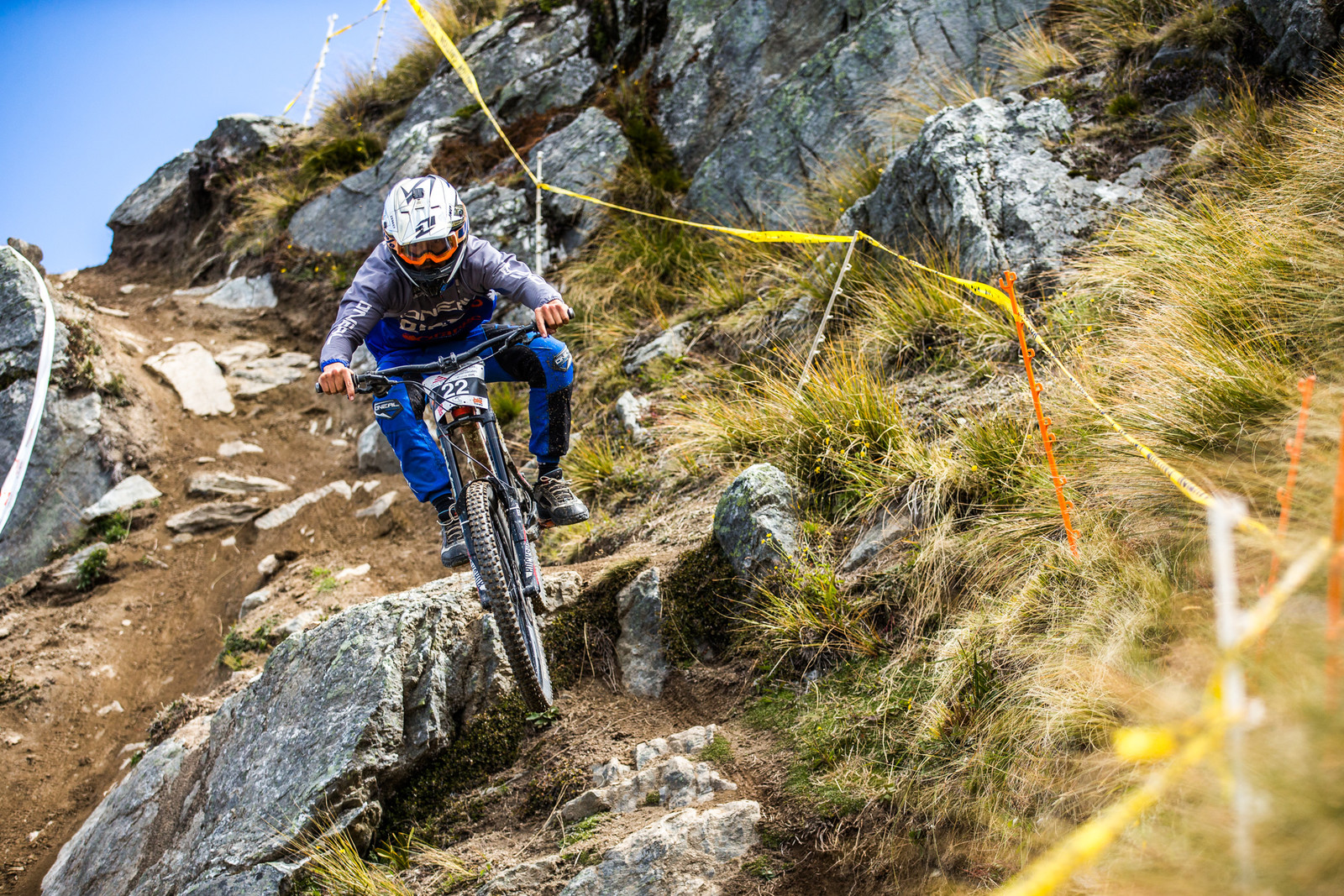 Guy Gibbs - Blenki, Brook & More - 2018 NZ National Champs Day 1 - Mountain Biking Pictures - Vital MTB
