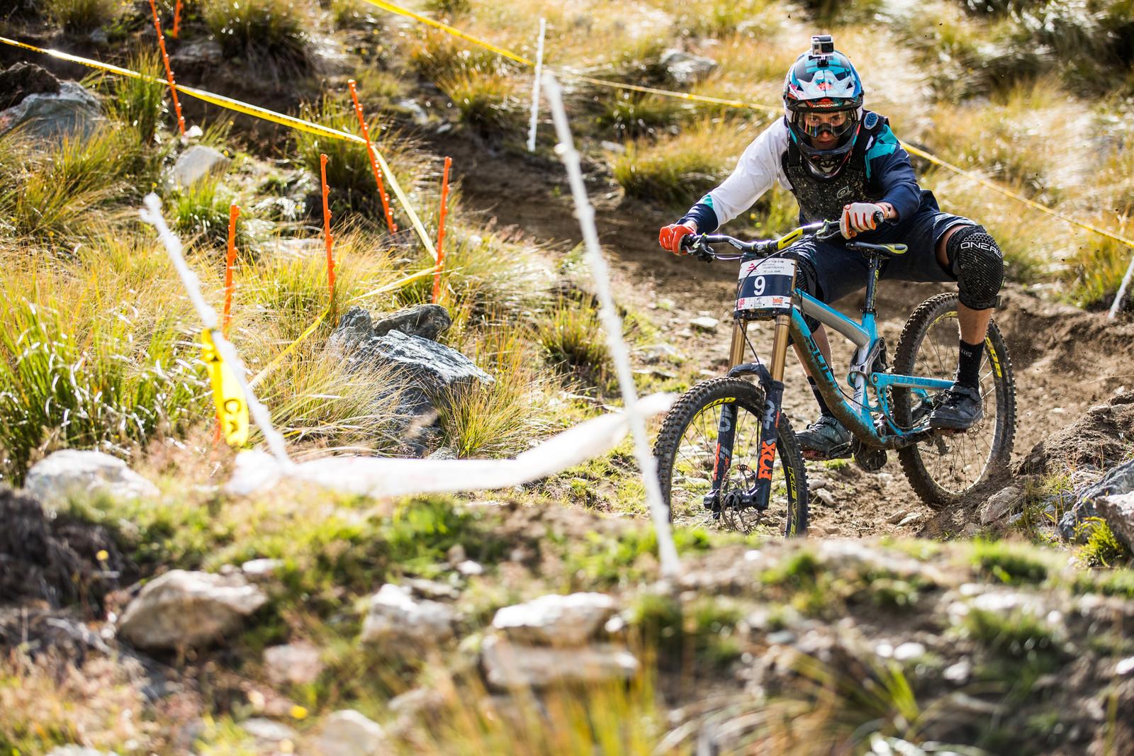 Josh Barthe - Blenki, Brook & More - 2018 NZ National Champs Day 1 - Mountain Biking Pictures - Vital MTB