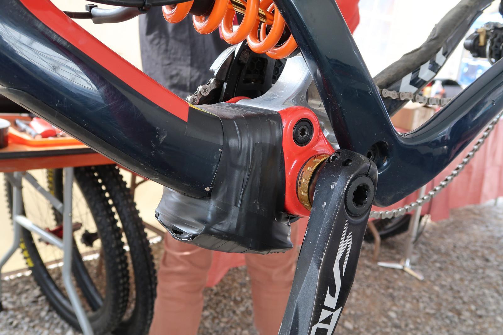 PIT BITS - Windrock Pro GRT - Santa Cruz Syndicate - PIT BITS - Windrock Pro GRT - Mountain Biking Pictures - Vital MTB