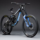 2018 Giant Factory Off-Road Team Bikes - Marcelo Gutierrez's Giant Glory Advanced