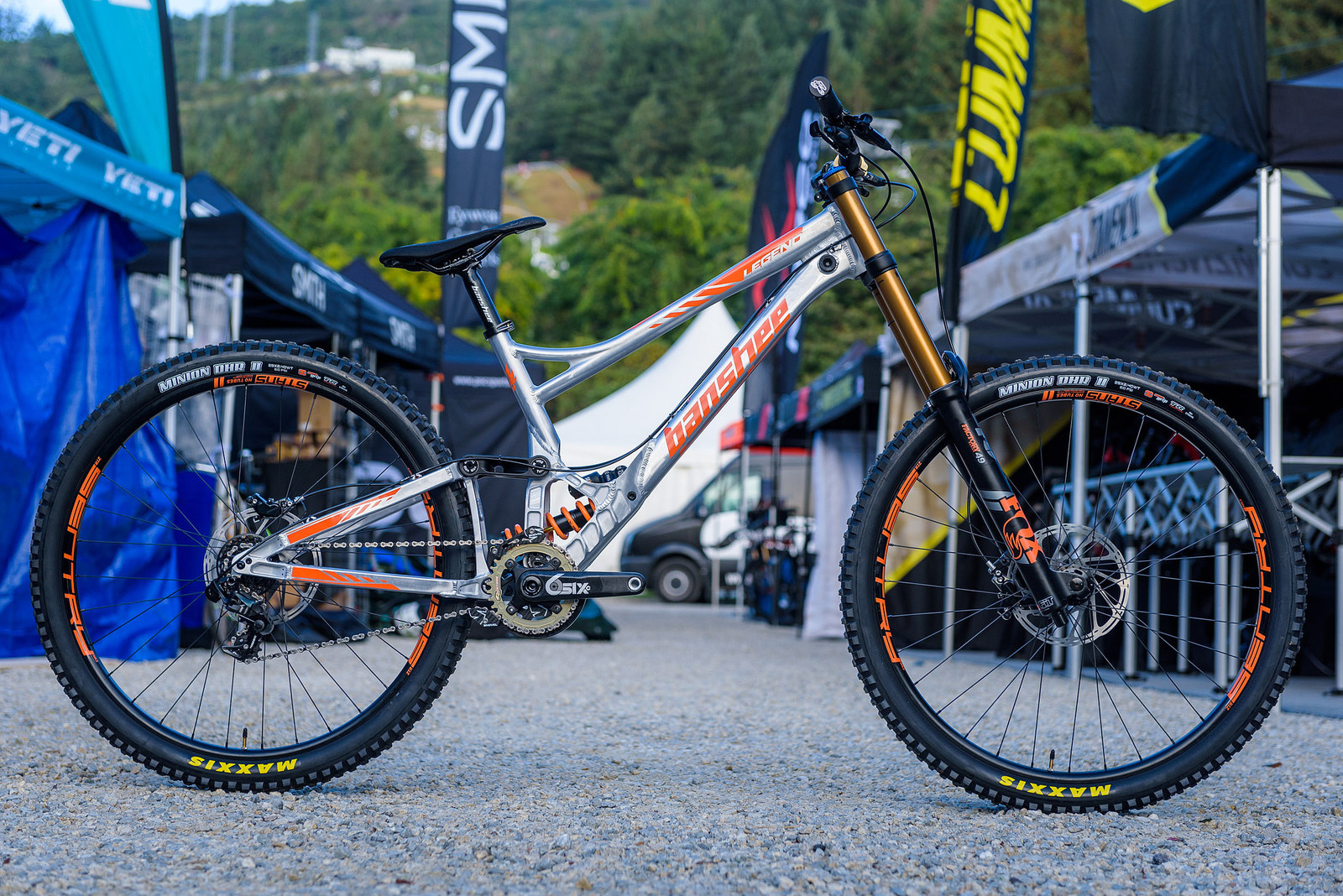FIRST LOOK: The New Banshee Legend 29er - New Banshee Legend 29er - Mountain Biking Pictures - Vital MTB