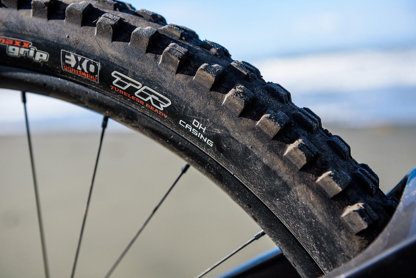 DH Casings Only for Keegan - Keegan Wright's Prototype Devinci 29er Enduro Machine - Mountain Biking Pictures - Vital MTB
