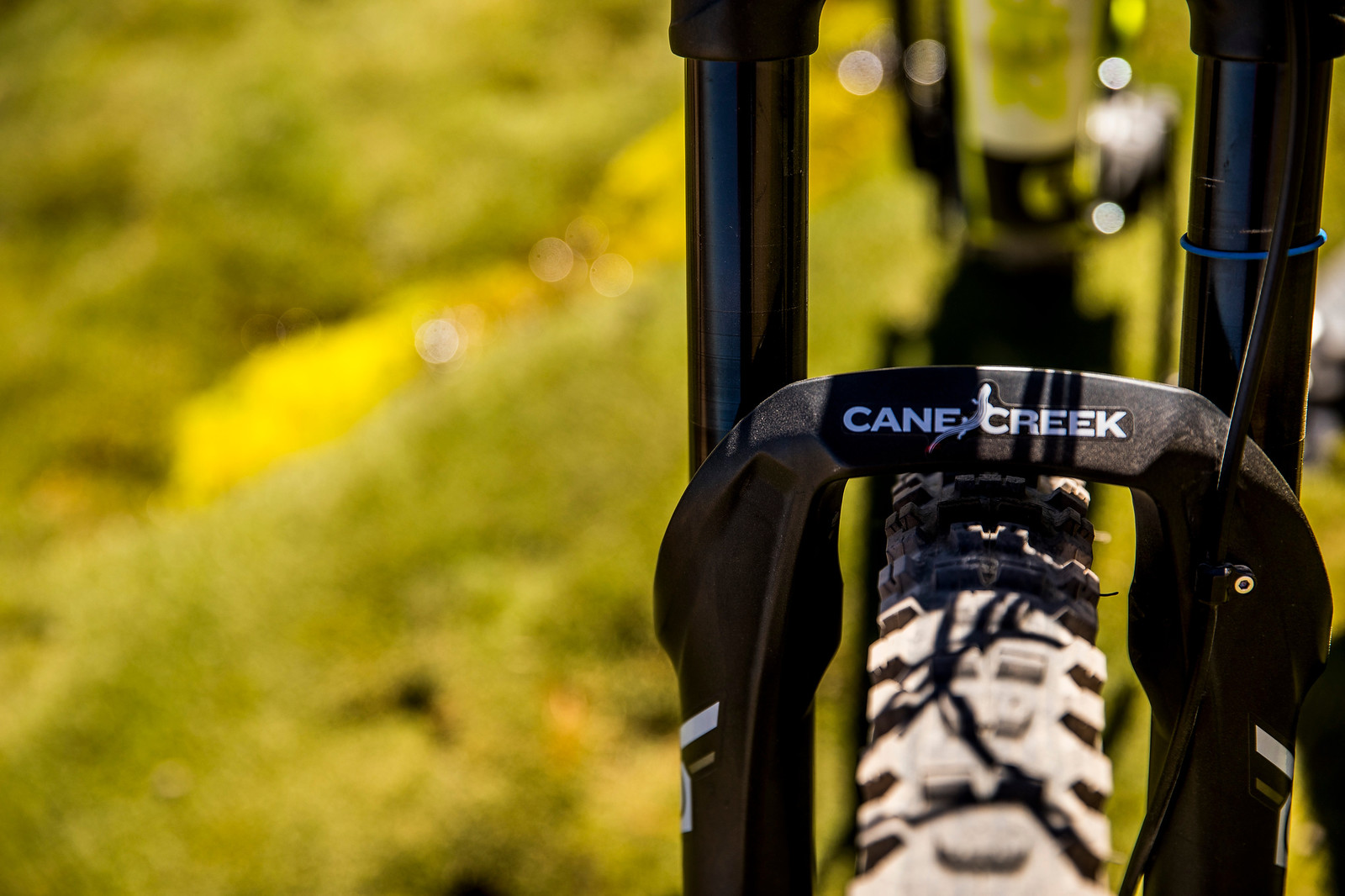Sam Shaw's Zerode Taniwha - PIT BITS AND BIKES - Enduro World Series, Chile - Mountain Biking Pictures - Vital MTB