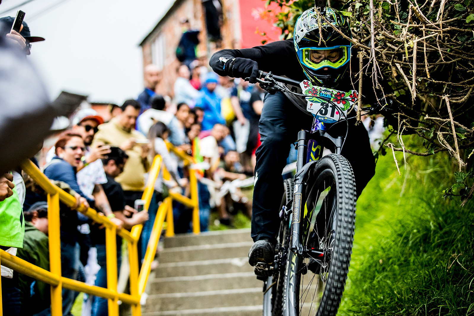 Joe Nation - URBAN ENDURO! EWS Colombia - Mountain Biking Pictures - Vital MTB