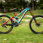WINNING BIKE - Laurie Greenland's Mondraker Summum