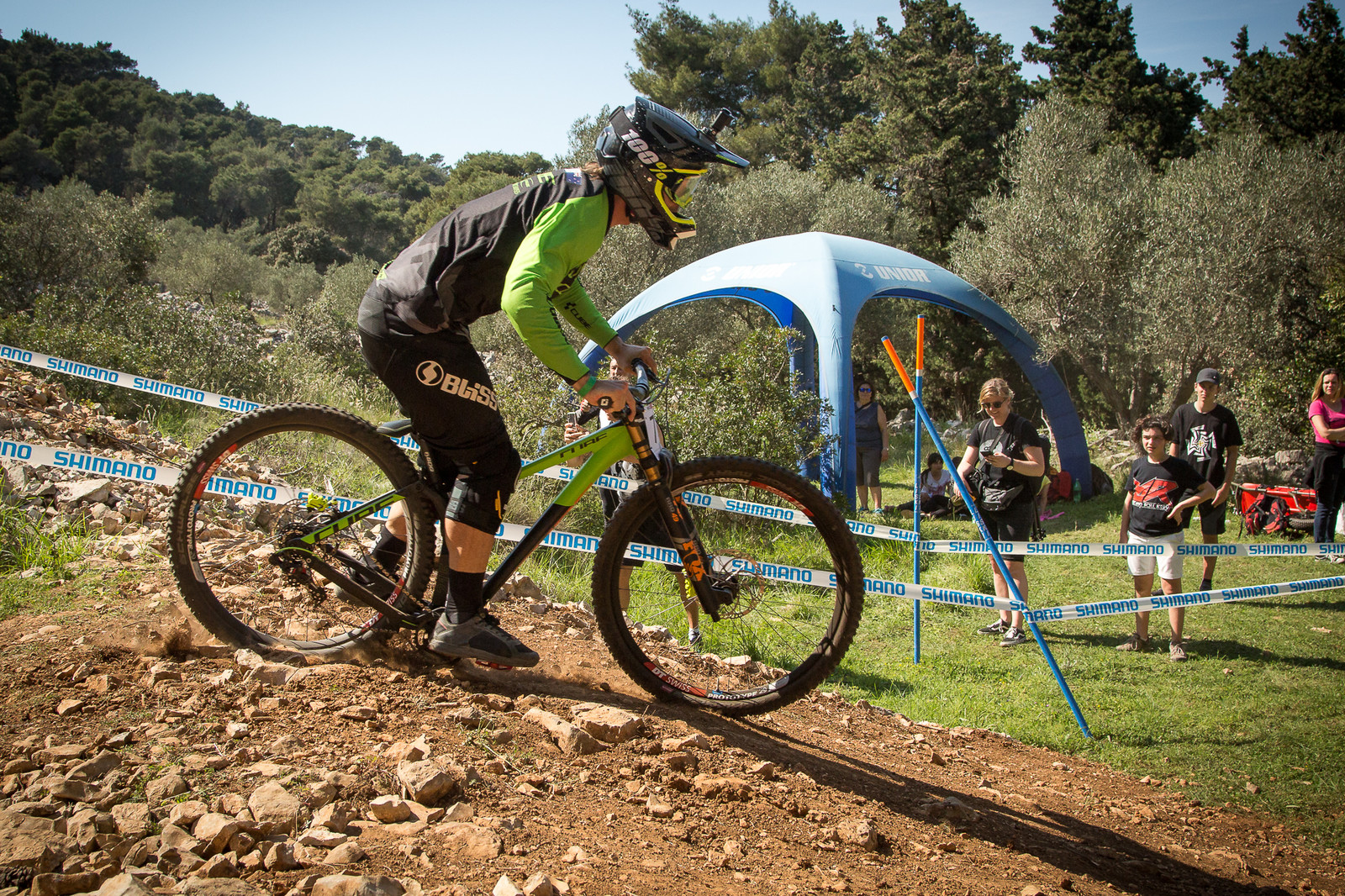 Matt Walker's Cube 29er at Max Squish - G-Out Project - Croatia World Cup DH - Mountain Biking Pictures - Vital MTB