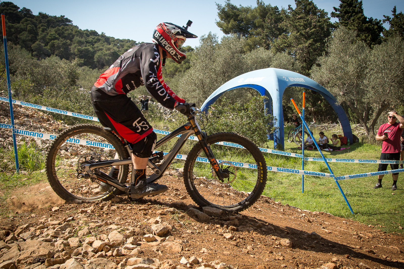 YT TUES Bottom Out - G-Out Project - Croatia World Cup DH - Mountain Biking Pictures - Vital MTB