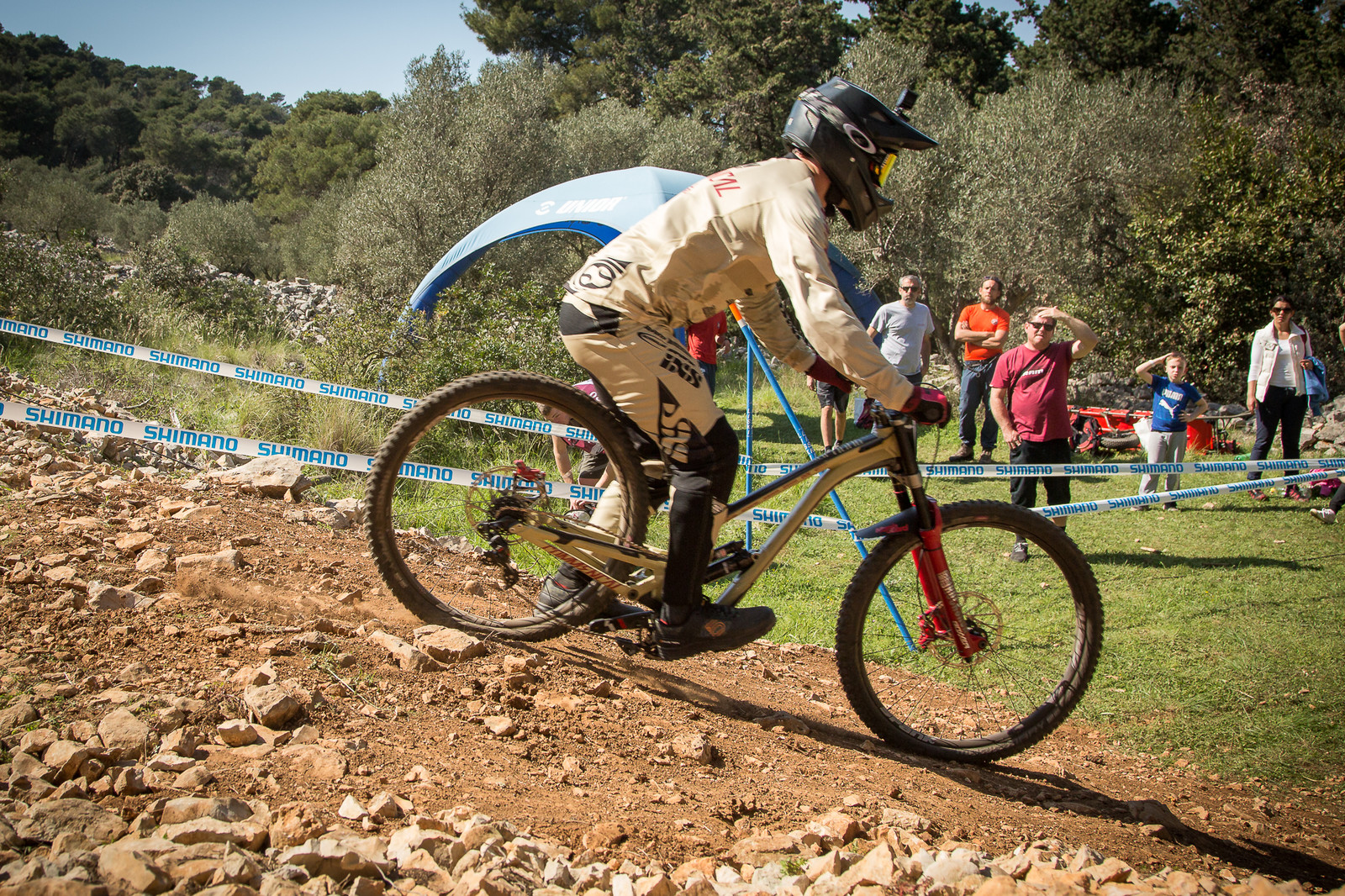 Commencal Supreme DH 29 G-Out - G-Out Project - Croatia World Cup DH - Mountain Biking Pictures - Vital MTB