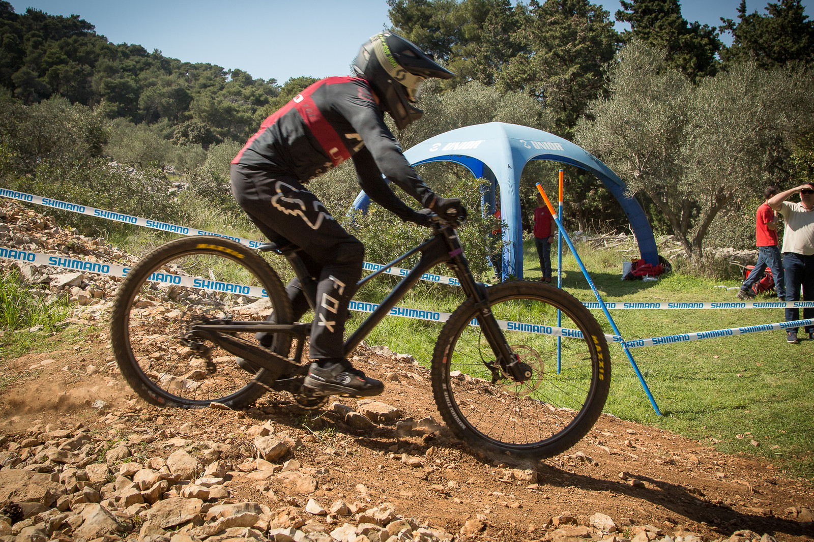 UNNO Bottom Out - G-Out Project - Croatia World Cup DH - Mountain Biking Pictures - Vital MTB