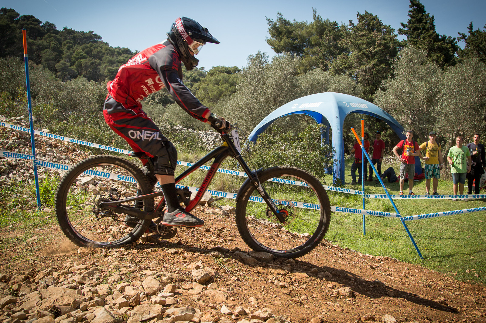 Polygon Stretched Out - G-Out Project - Croatia World Cup DH - Mountain Biking Pictures - Vital MTB