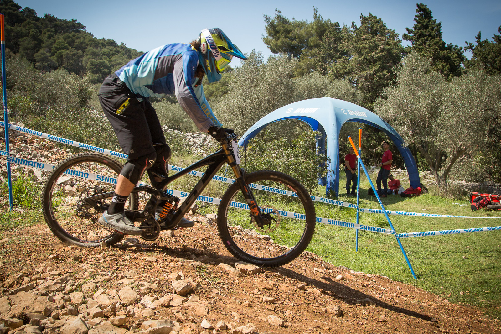 Wyn's Prototype GT Getting a Workout - G-Out Project - Croatia World Cup DH - Mountain Biking Pictures - Vital MTB