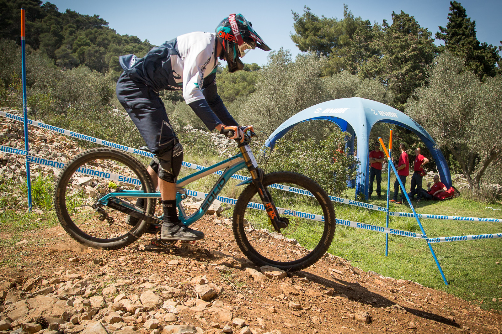 Solid Bottom Out - G-Out Project - Croatia World Cup DH - Mountain Biking Pictures - Vital MTB