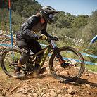 Pivot Phoenix DH Bike and Tire Blowout