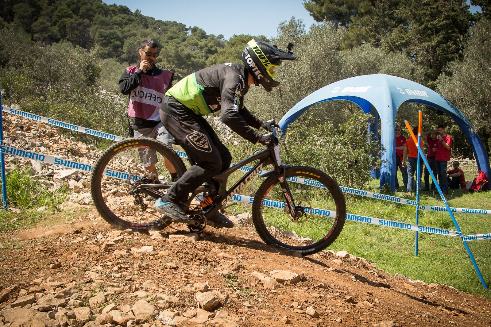 Santa Cruz V10 G-Out - G-Out Project - Croatia World Cup DH - Mountain Biking Pictures - Vital MTB