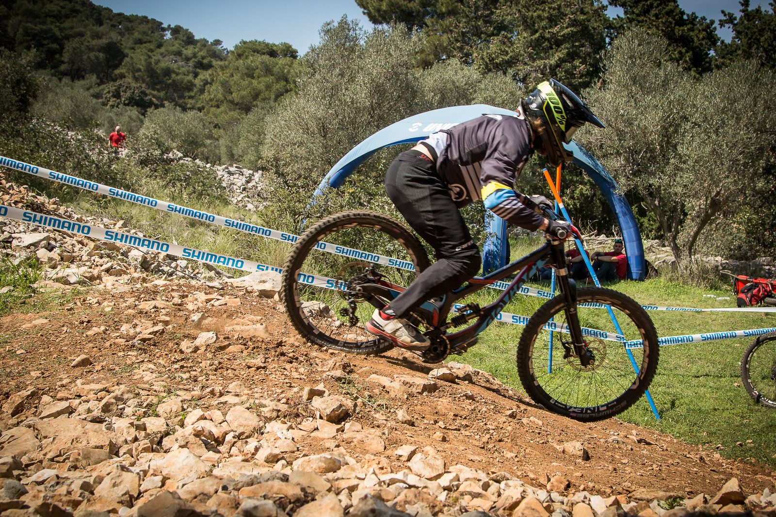 Devinci Wilson Bottom Out - G-Out Project - Croatia World Cup DH - Mountain Biking Pictures - Vital MTB