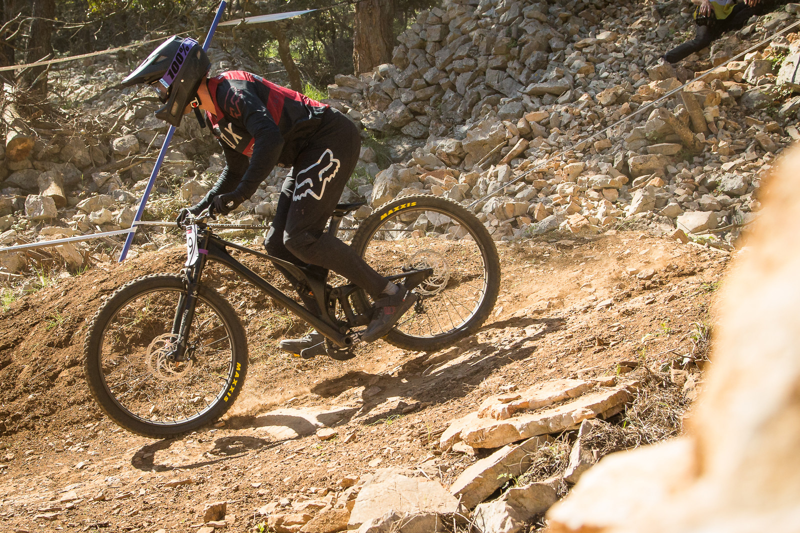 UNNO DH Bike Squished - G-Out Project 2 - Croatia World Cup DH - Mountain Biking Pictures - Vital MTB