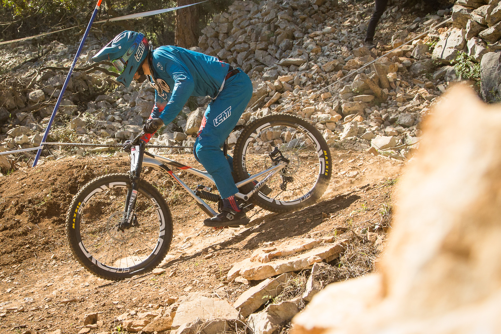 Commencal Supreme DH Bottom Out - G-Out Project 2 - Croatia World Cup DH - Mountain Biking Pictures - Vital MTB