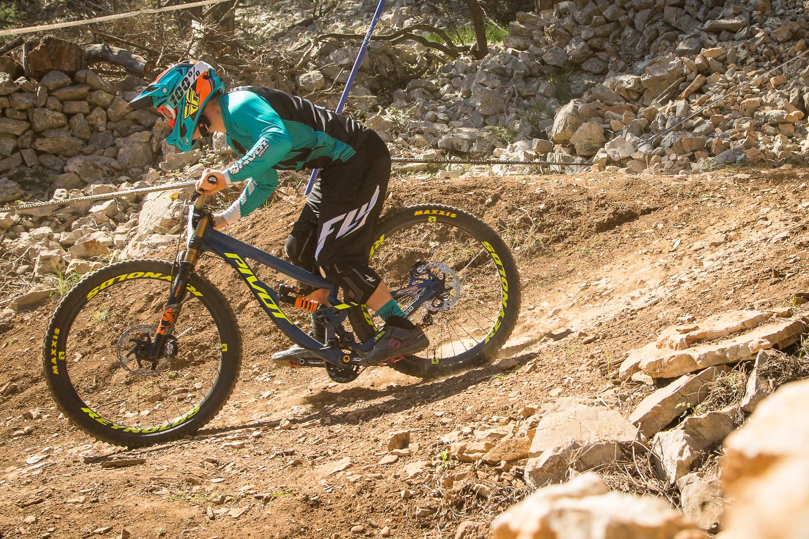 Rupert Chapman Pivot 29er Bottom Out - G-Out Project 2 - Croatia World Cup DH - Mountain Biking Pictures - Vital MTB