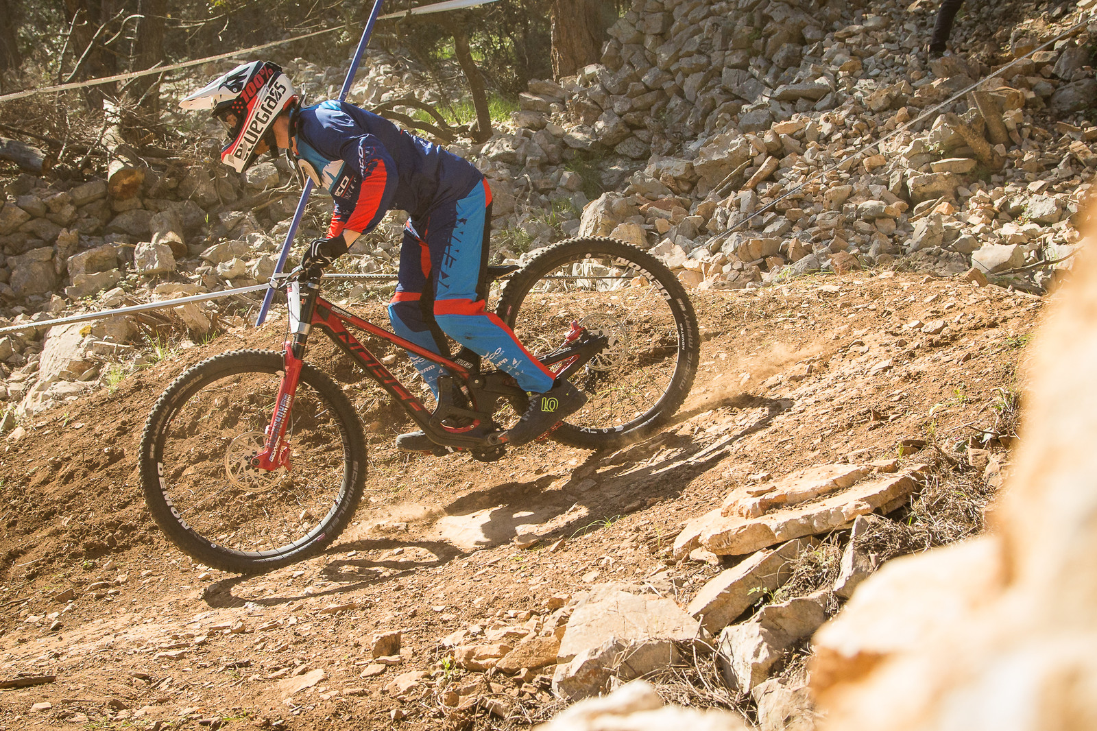 New Norco Aurum HSP Bottom Out - G-Out Project 2 - Croatia World Cup DH - Mountain Biking Pictures - Vital MTB