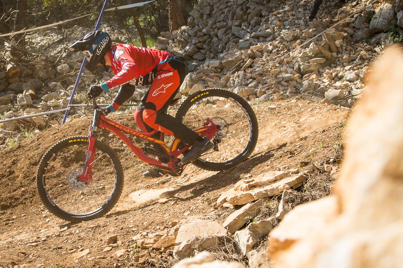 Dakotah Norton Devinci Wilson 29 Bottom Out - G-Out Project 2 - Croatia World Cup DH - Mountain Biking Pictures - Vital MTB