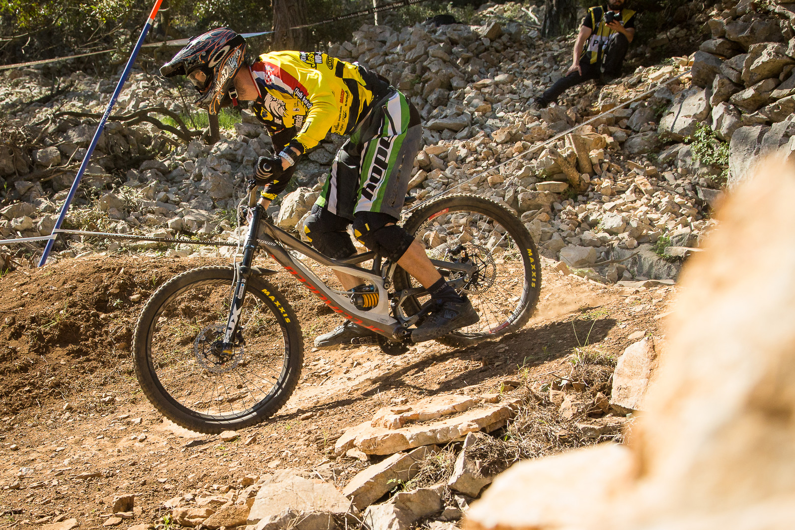 26 Aint Dead - G-Out Project 2 - Croatia World Cup DH - Mountain Biking Pictures - Vital MTB