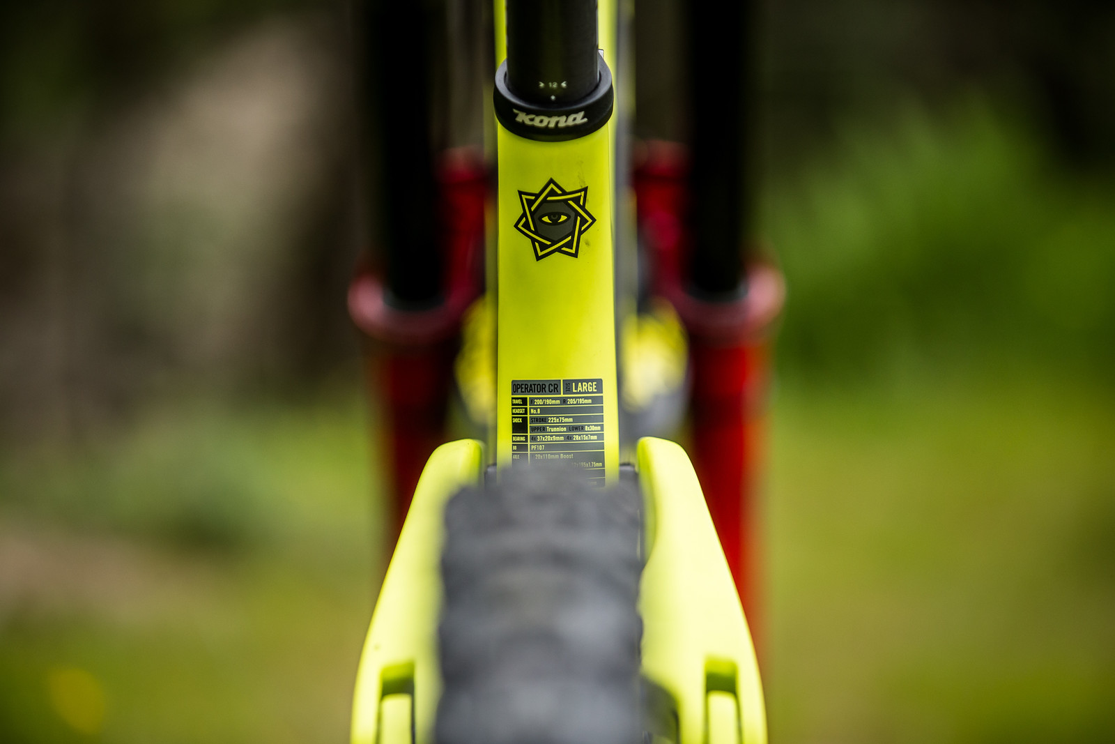 Eye on the Prize - Connor Fearon's Kona Supreme Operator for Fort William - Mountain Biking Pictures - Vital MTB