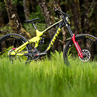 Connor Fearon's Kona Supreme Operator for Fort William