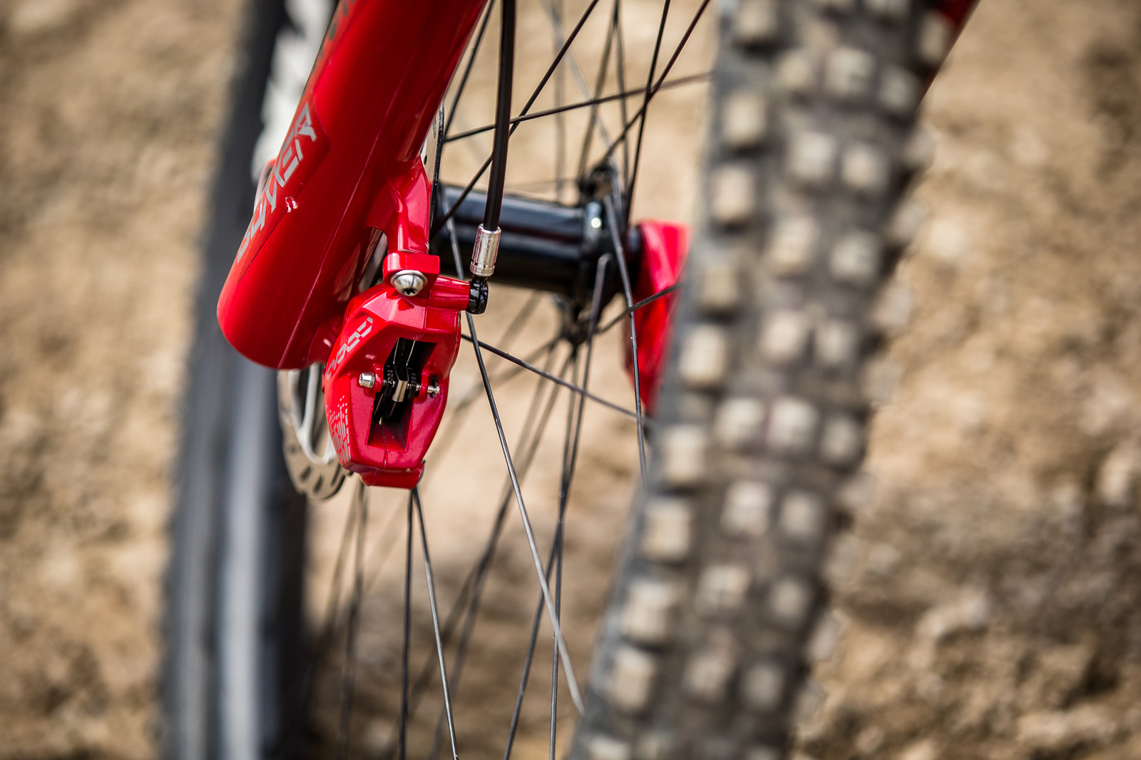 CODE RED. - WINNING BIKE - Amaury Pierron's Commencal Supreme DH 29 - Mountain Biking Pictures - Vital MTB