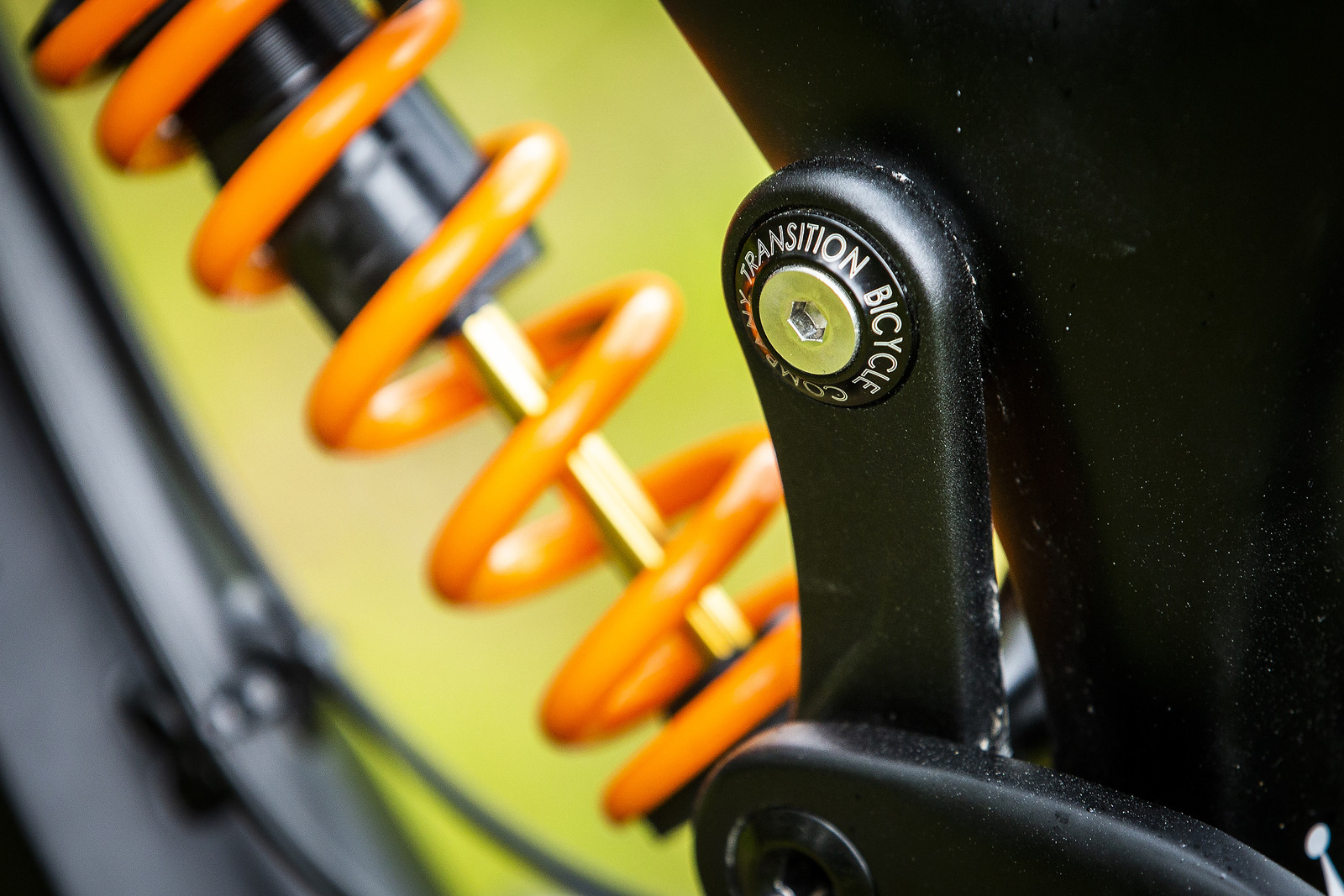 Details - WINNING BIKE - Tahnee Seagrave's Transition TR11 - Mountain Biking Pictures - Vital MTB
