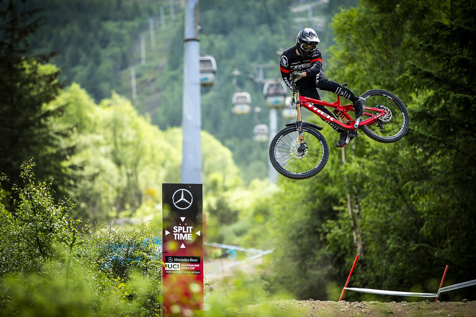 Kade - Fort William World Cup DH Whips - Mountain Biking Pictures - Vital MTB