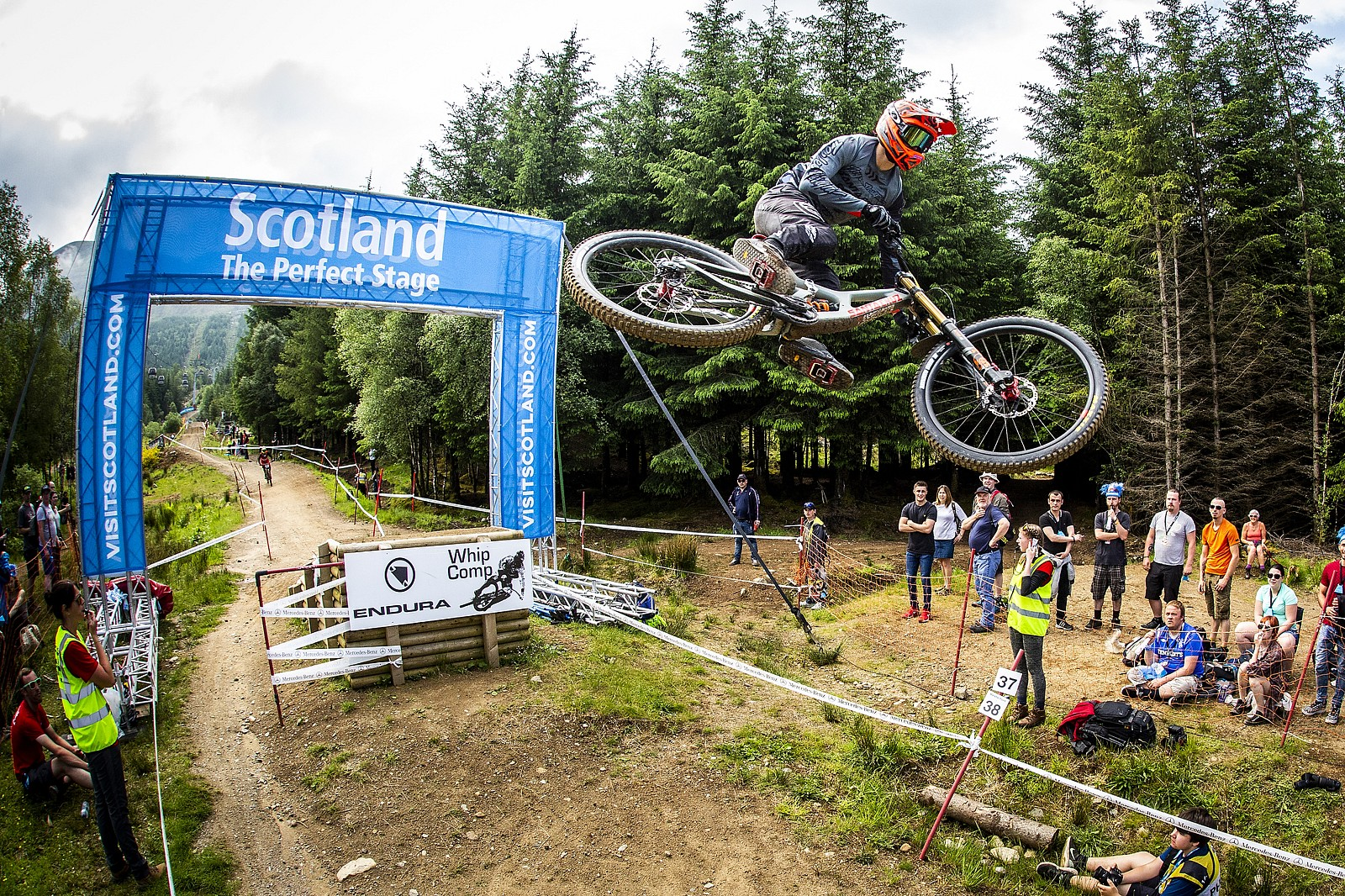 fw18  26A5501 - Fort William World Cup DH Whips - Mountain Biking Pictures - Vital MTB