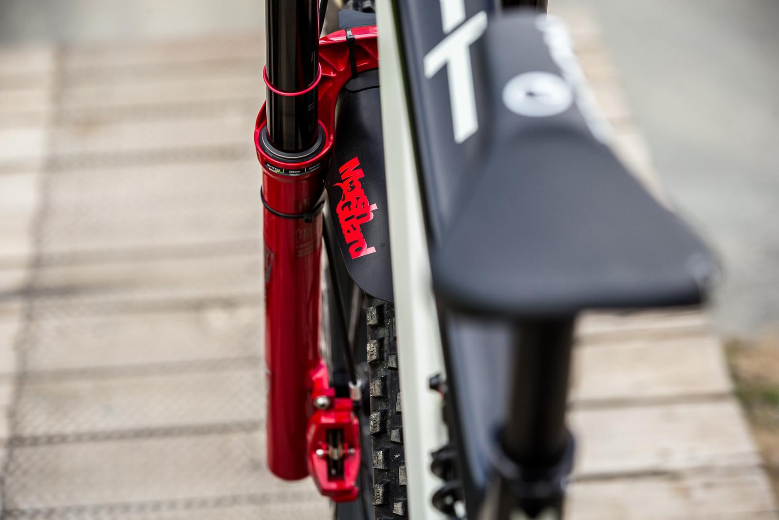 Marsh Guard - WINNING BIKE - Vali Höll's YT TUES - Mountain Biking Pictures - Vital MTB