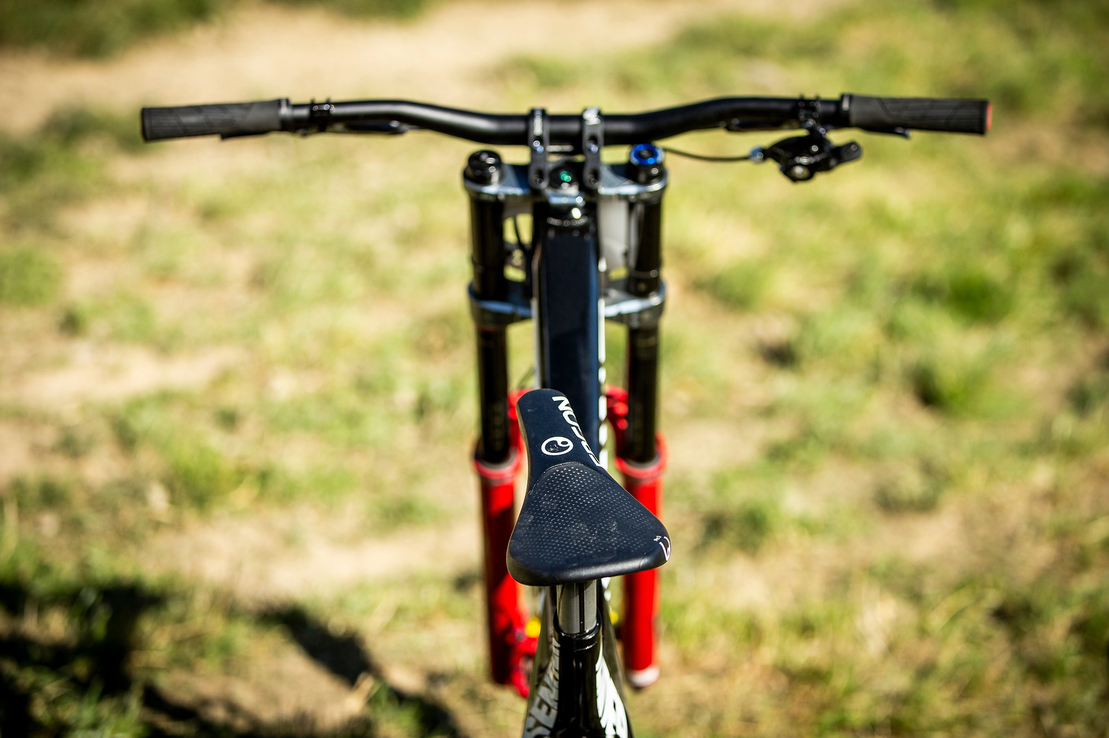 Wild Ride - WINNING BIKE - Troy Brosnan's Canyon Sender - Mountain Biking Pictures - Vital MTB