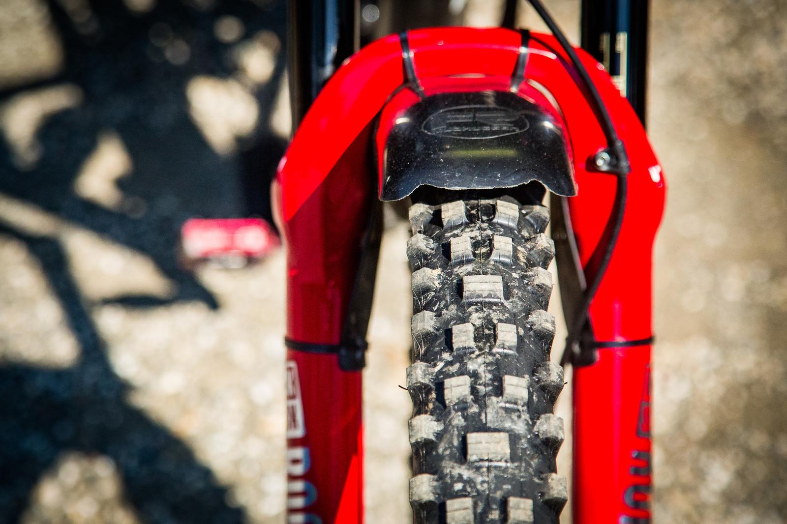 Maxxis Shorty - PIT BITS - Enduro World Series, Petzen - Mountain Biking Pictures - Vital MTB