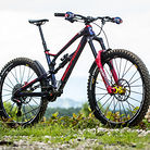 WINNING BIKE - Sam Hill's Nukeproof Mega 275